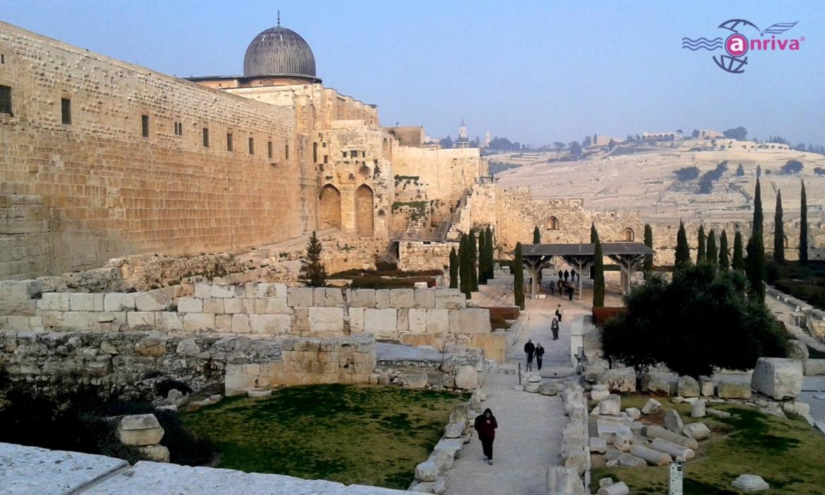 FAM trip դեպի Եգիպտոս, Իսրայել, Հորդանան